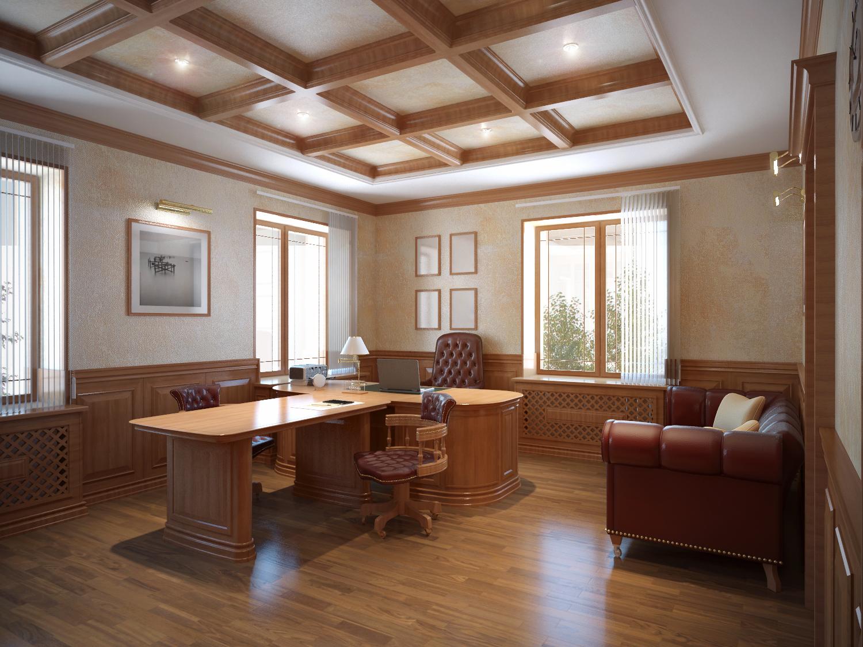 Интерьер офиса: модерн или классика