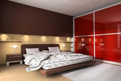 Спальня в минималистическом стиле. Дизайн, цветовое решение и отделка