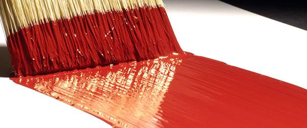 Клеевая краска - изготовление и нанесение