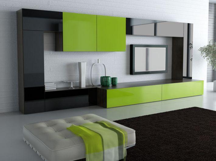 Мебель в гостиную: оптимальный выбор