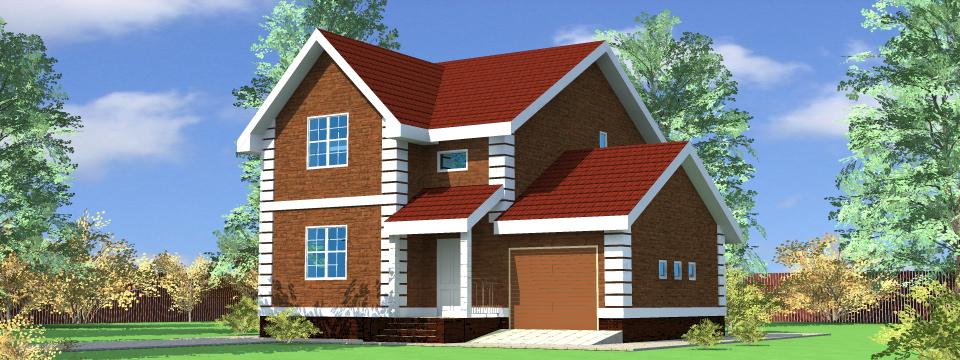 Строительство коттеджей: уровень финансовых возможностей и технология постройки
