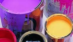 Делаем из глянцевой краски матовую