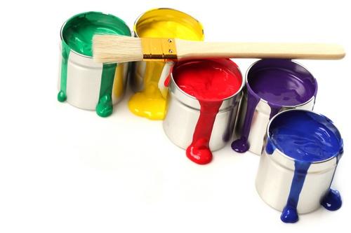 Несколько способов быстро высушить краску