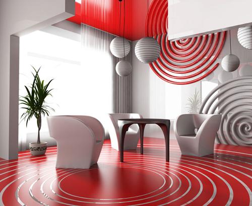 Современные стили дизайна интерьера. Авангард и Ампир