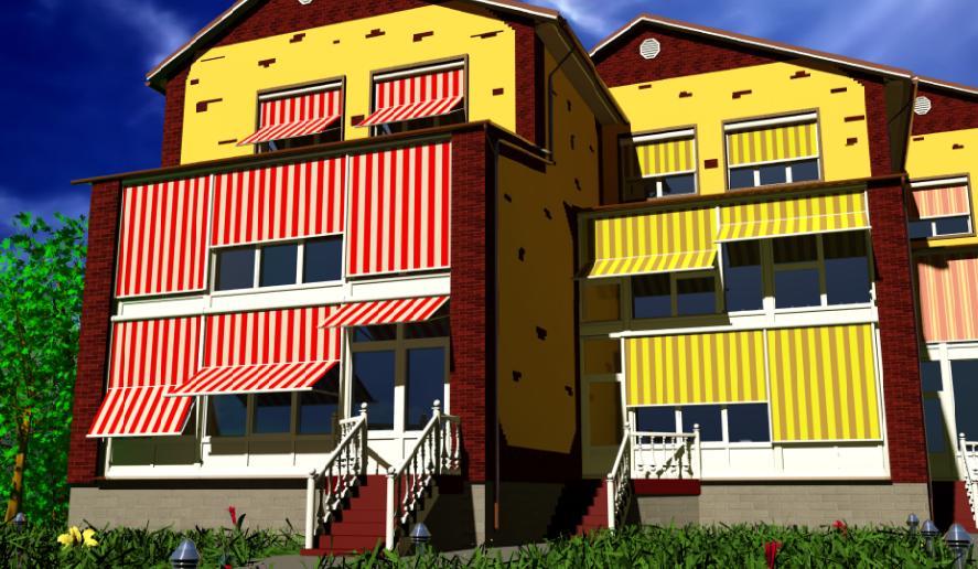 Защита квартиры от солнца: основные способы