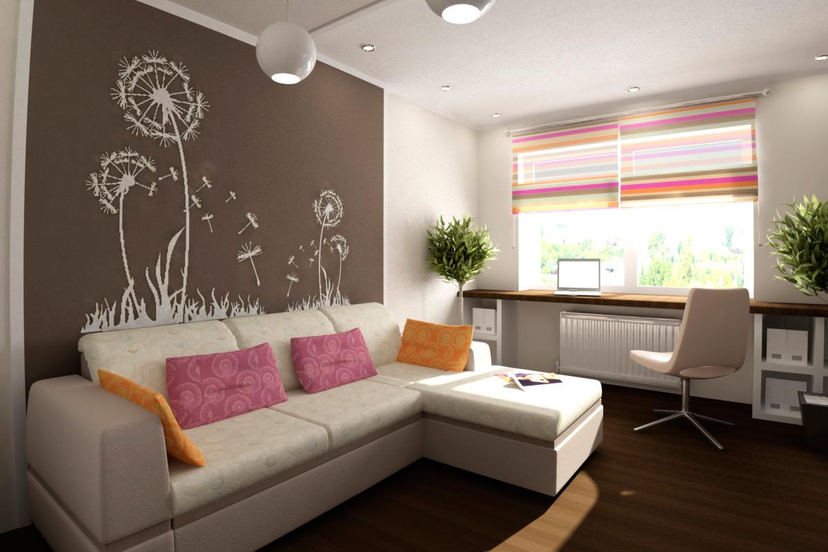 Дизайн однокомнатной квартиры: практические рекомендации