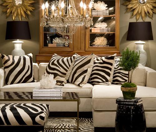 Стиль Арт-деко и африканский стиль в дизайне интерьера