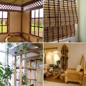 использование бамбука