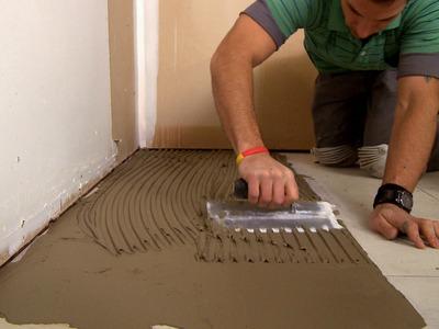 Гранитная плитка - технология укладки и способы