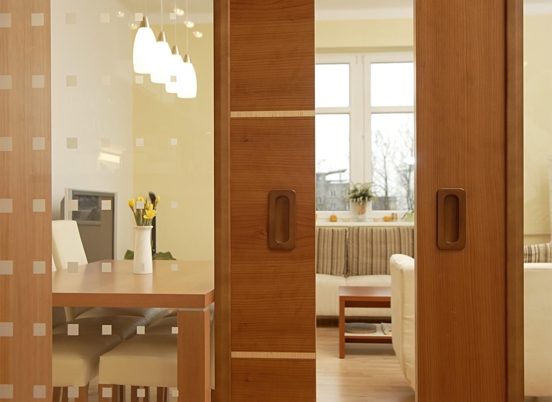 Межкомнатные двери для маленькой квартиры