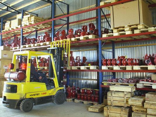 Классификация складских помещений: описание
