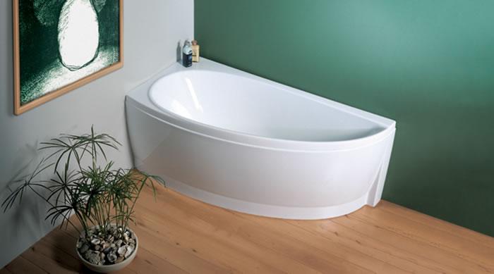 Как выбрать акриловую ванну - достоинства и недостатки