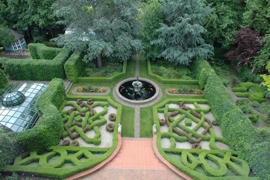 Французский сад