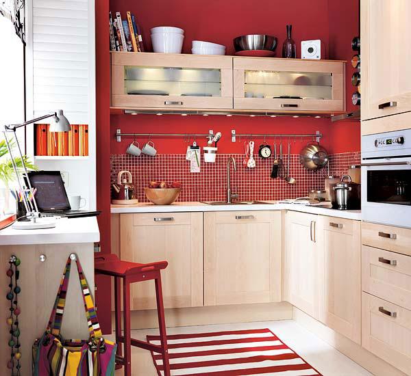 Выбираем цветовую схему для кухни
