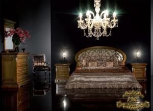 Итальянская спальня Montalcino LQ фабрики Bakokko