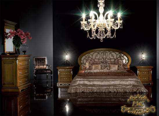 Кованая итальянская мебель – роскошь или излишество?