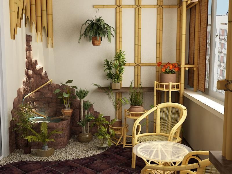 Как оформить балкон: варианты и рекомендации