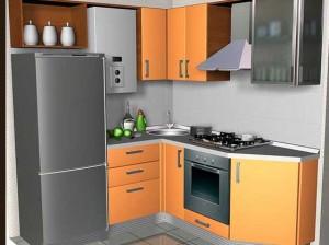 Кухня - начало ремонта