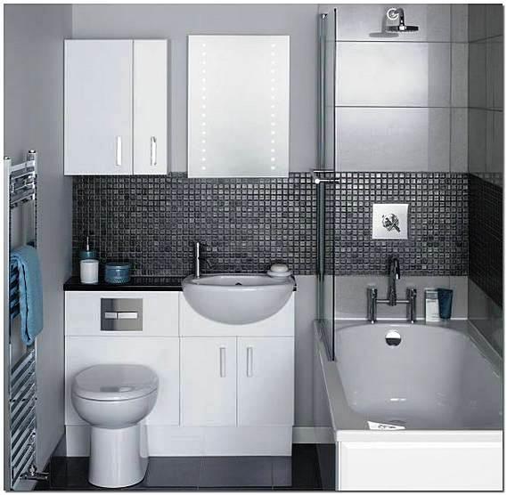Мебель для современной ванной - виды и рекомендации
