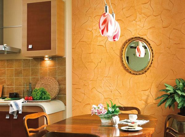 Варианты и особенности цветовых оформлений стен и потолков