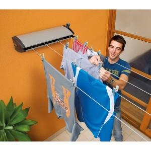 Сушить вещи на балконе: какие есть приспособления