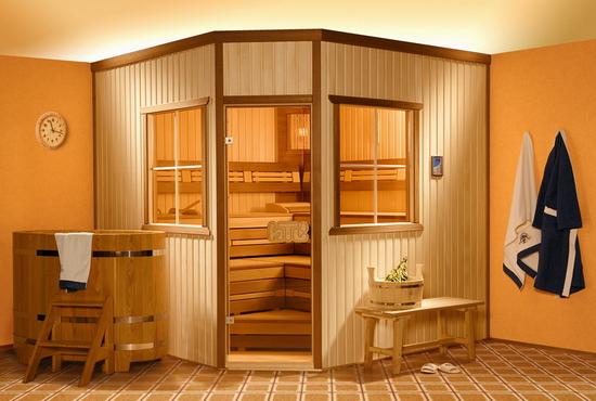Сауна в квартире: типы, требования, подходящие помещения