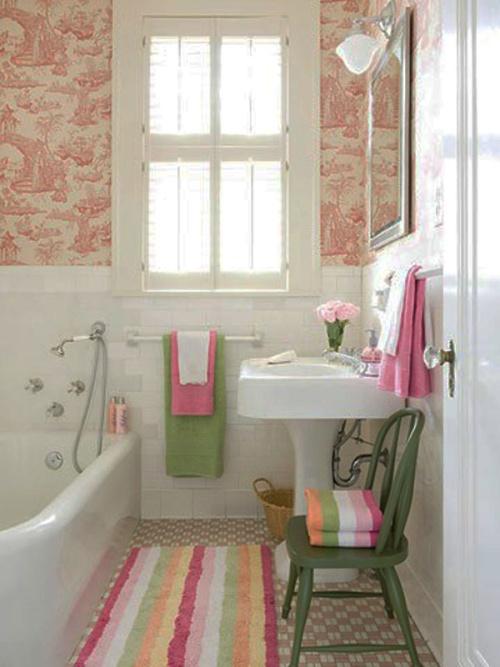 Несколько идей для обустройства ванной