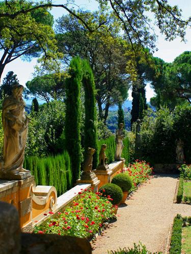 Сад в стиле барокко: основные элементы