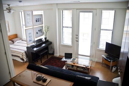 Есть ли преимущества у маленькой квартиры?