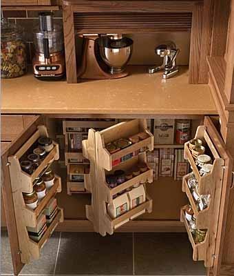 Где хранить вещи в маленькой квартире?