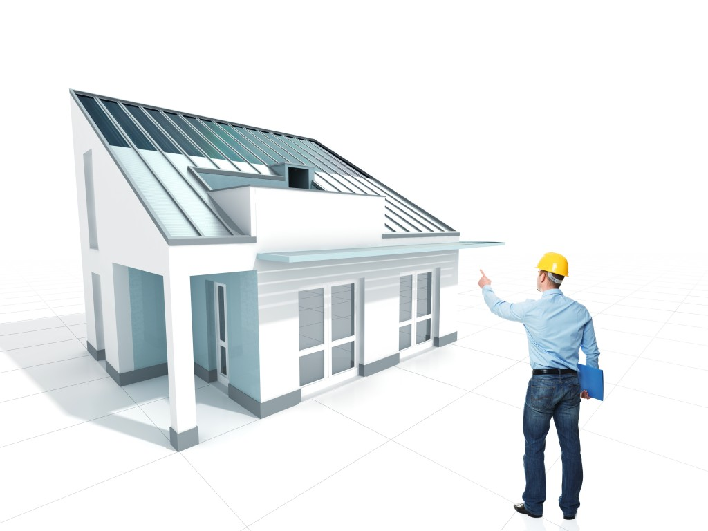 Частный дом - поэтапный ремонт крыши