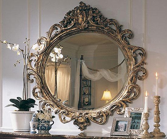 Зеркала в интерьере: типы оформления