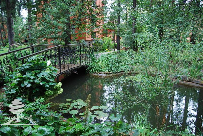 Естественные водоемы: как вписать в ландшафтный дизайн
