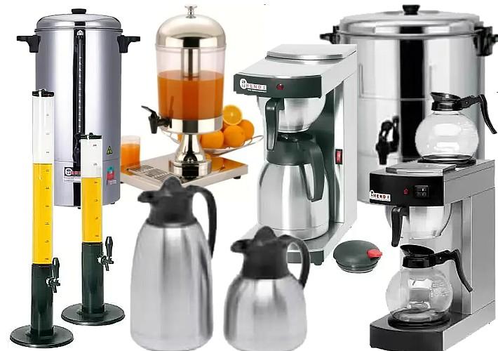 Оборудование для баров и кафе - виды и характеристики