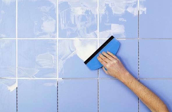 Советы по затирке швов керамической плитки