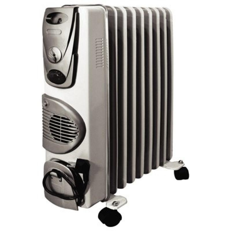 Электрические радиаторы отопления: виды и преимущества