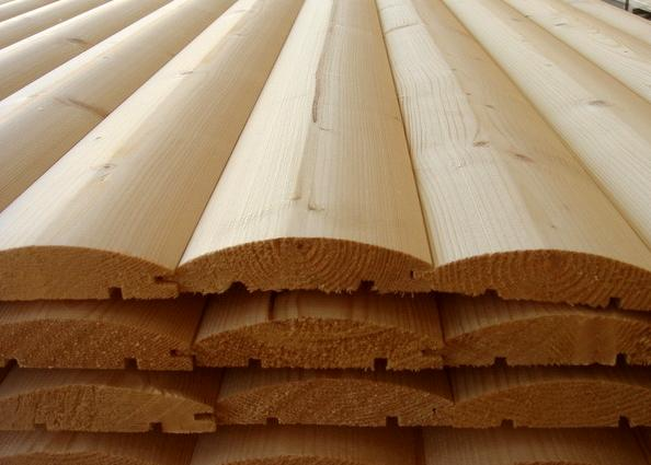 Как выбирать деревянный блок-хаус