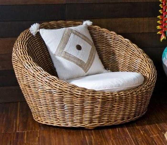 Плетеная мебель из ротанга - характеристики