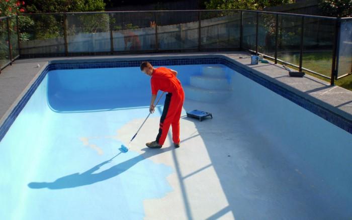 Гидроизоляция бассейна: популярные материалы