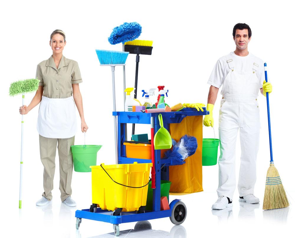 Клининговые услуги - преимущества и оборудование