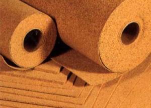 Пробковая подложка - характеристики материала и способ укладки