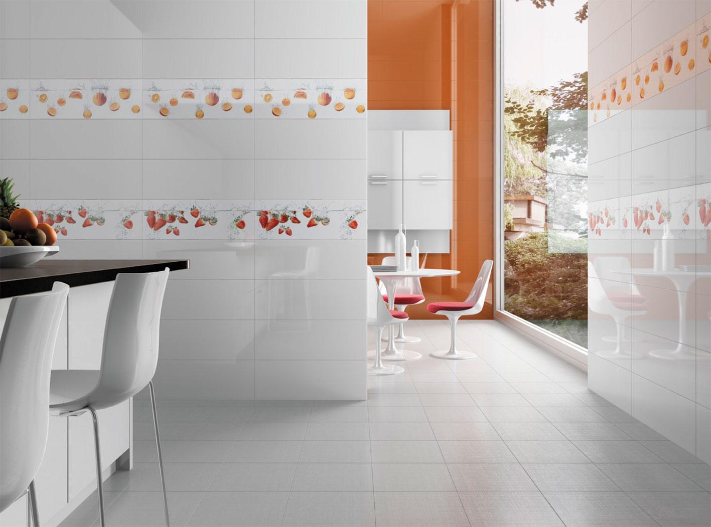 Керамическая плитка для кухни - необходимые характеристики