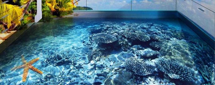 Наливные полы - делаем самостоятельно