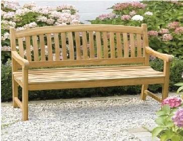 Садовая скамейка: как выбрать и где расположить?