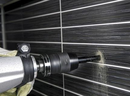 Как правильно просверлить керамическую плитку - советы