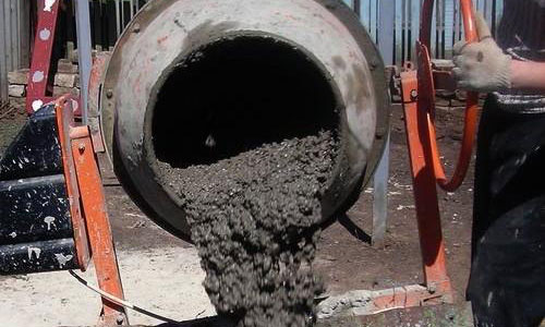 Как осуществляется зимняя заливка бетона