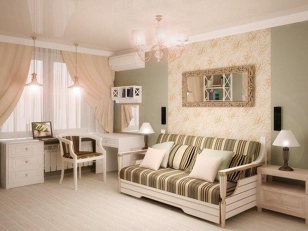 Как обустроить маленькую гостиную: 5 полезных советов