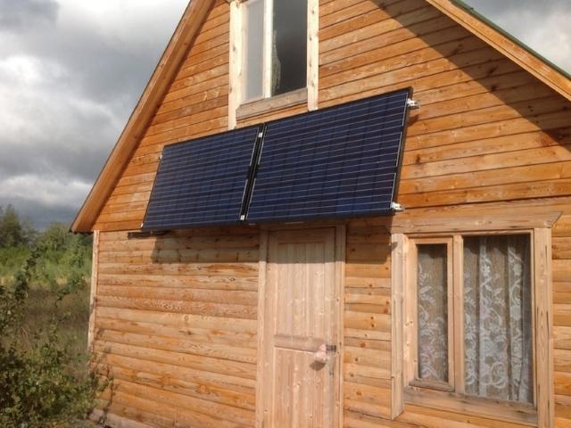 энергосбережение на даче