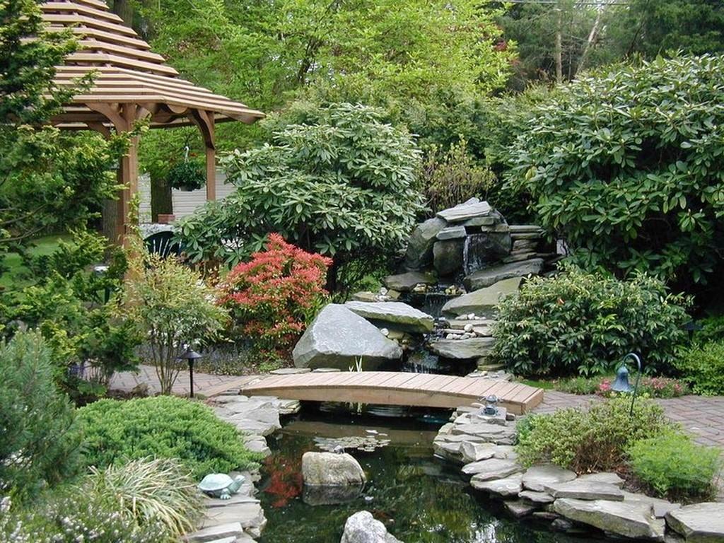 Японский сад: основные особенности