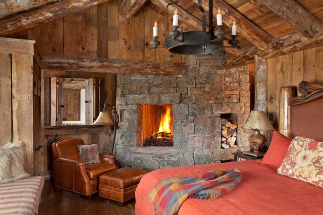 Дизайн дачной спальни